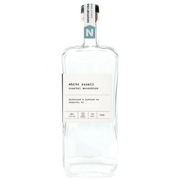 Newport Craft Brewing Distilling White Squall Coastal Moonshine
