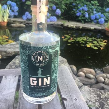 ewport Craft Brewing Distilling Gin