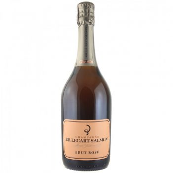 billecart-salmon brut rose champagne