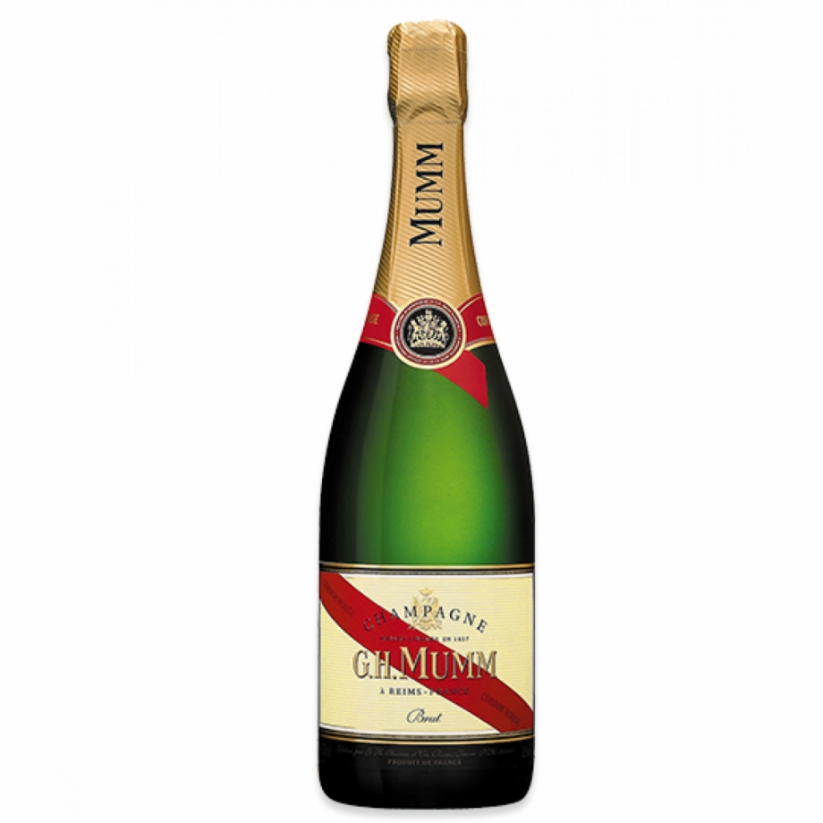 G.H. Mumm Cordon Rouge Champagne 750ml