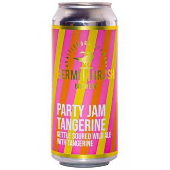 Hermit Thrush Party Jam Tangerine