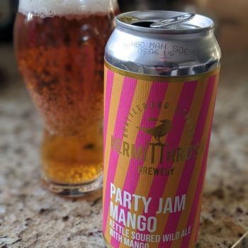 Hermit Thrush Party Jam Mango